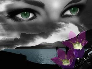 Очі - жіноча ерогенна зона