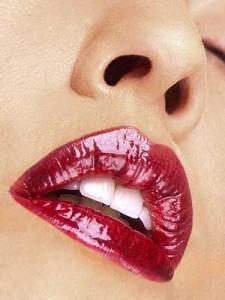Губи - жіноча ерогенна зона