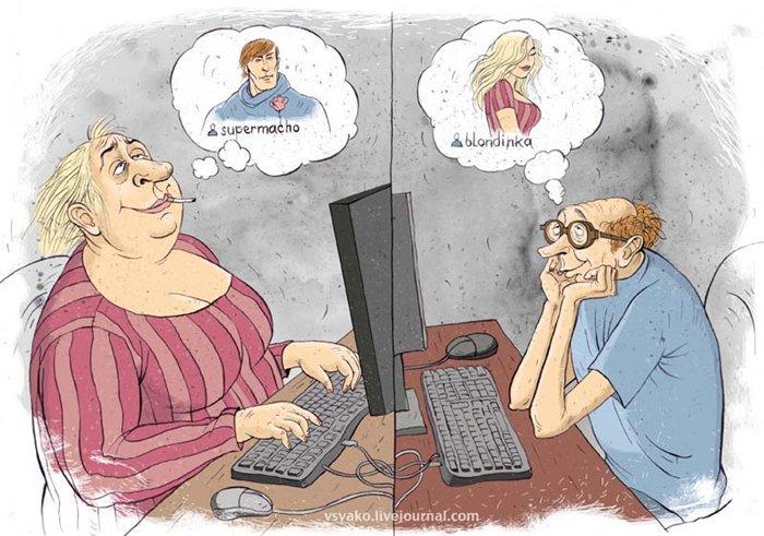 Онлайн знайомства (10 порад)
