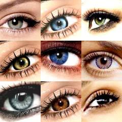 Характер за кольором очей