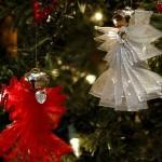 Ангели для новорічної ялинки