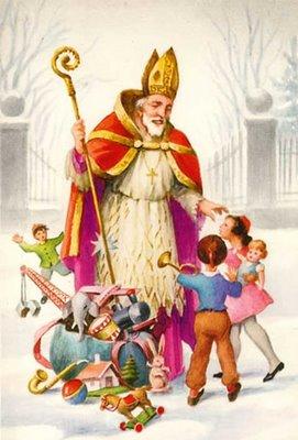 День Святого Миколая - історія, традиції, прикмети