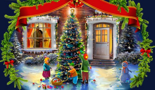 Кращі новорічні пісні