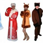 Маскарадно-новорічні костюми для дорослих і дітей