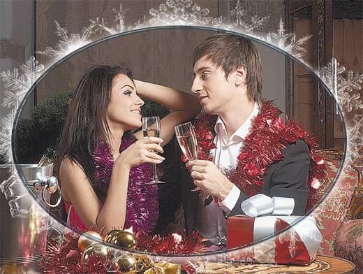 Новорічна романтична ніч