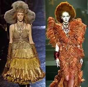 Новорічна мода на 2011