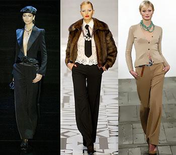 Новорічна мода на святковий 2011 рік