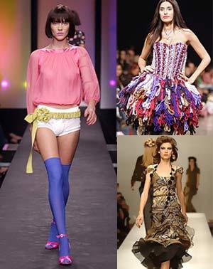 Новорічна святкова мода 2011
