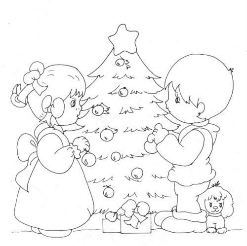 Різдвяні шаблони на Новий рік