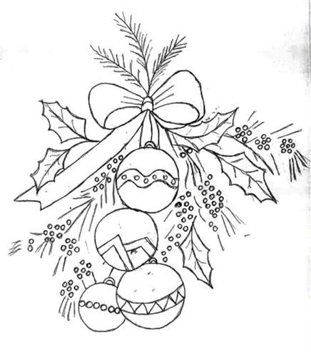 Різдвяні шаблони на Новорічні свята