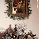Новорічний декор у вінтажному стилі