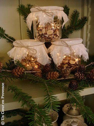 Вінтажний стиль Новорічного декору