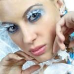 Новорічний макіяж 2011