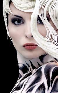 Новорічний макіяж святкового 2011 року