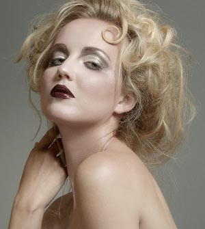 Особливий новорічний макіяж святкового 2011 року