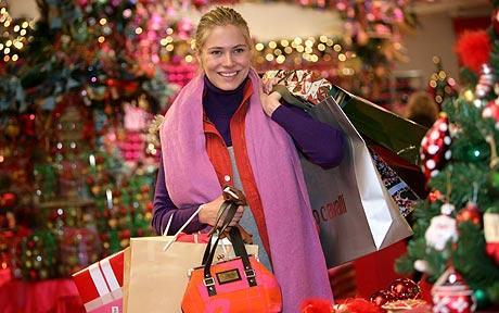 Передсвятковий шопінг