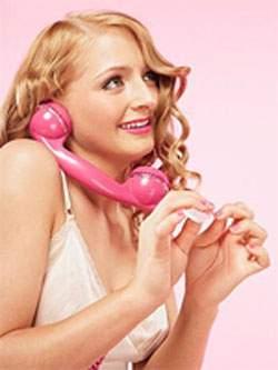Основні правила першої розмови з жінкою по телефону