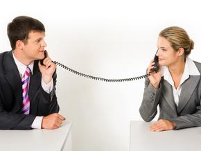 Правила першої розмови по телефону з жінкою