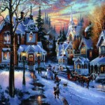 Прикмети та приказки зими