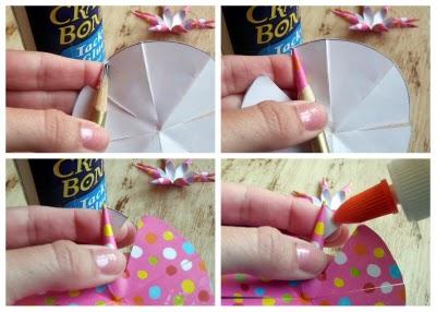 Прикраса для упаковки своїми руками - крок3