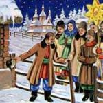 Українські колядки та щедрівки на Різдво