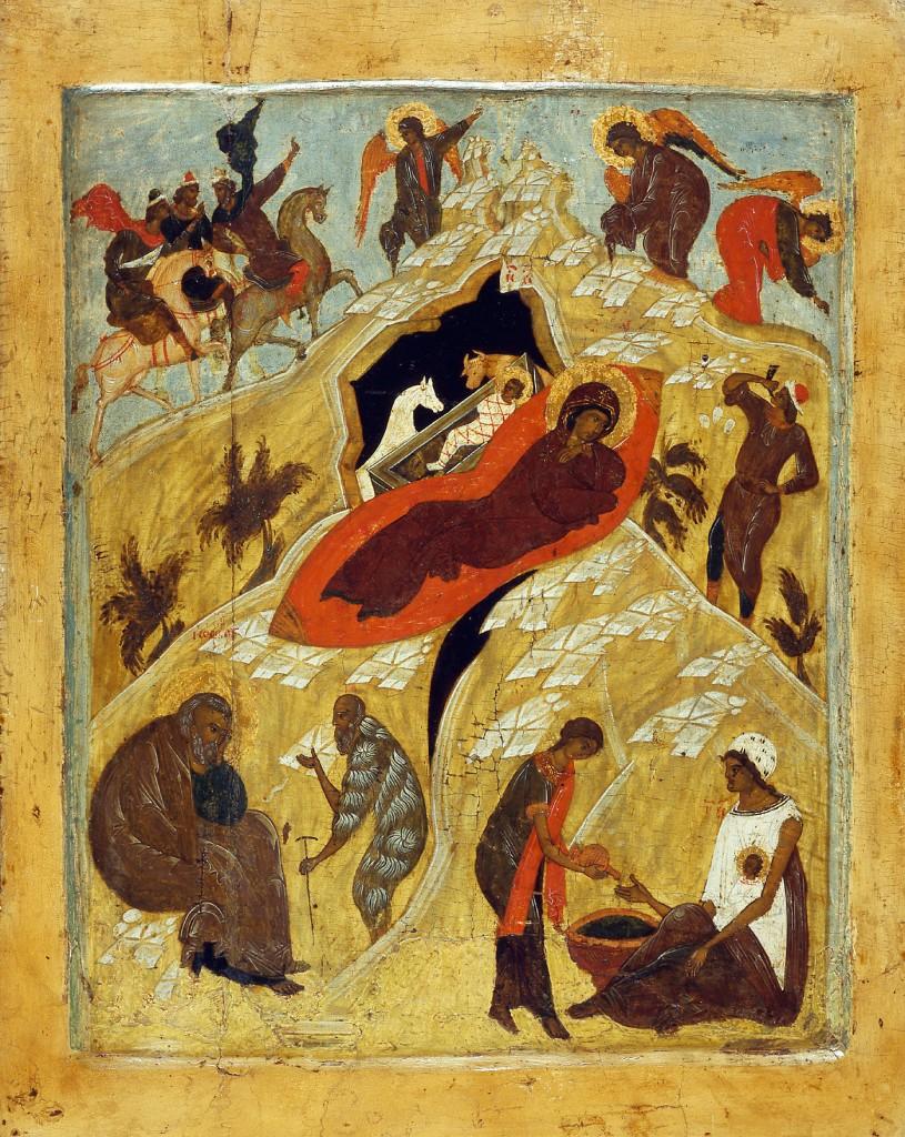 Різдвяні листівки 11