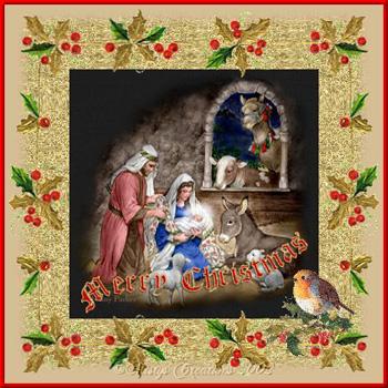 Різдвяні листівки 2