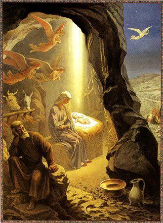 Різдвяні листівки 12