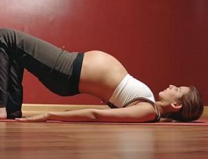 Фізичні вправи для вагітних (хатха-йога)