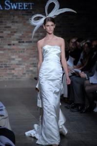 Модні весільні плаття 2011 - 10