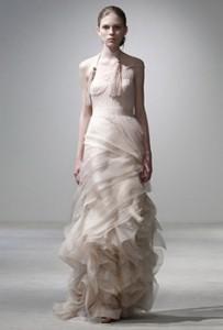 Модні весільні плаття 2011 - 12