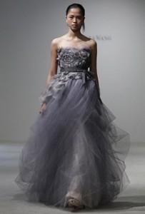 Модні весільні плаття 2011 - 13