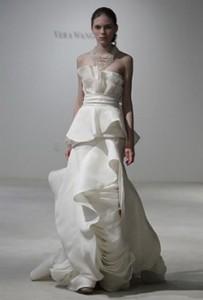 Модні весільні плаття 2011 - 14