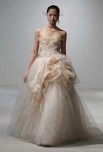 Модні весільні плаття 2011 - 15
