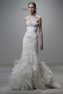 Модні весільні плаття 2011 - 16