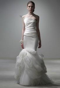 Модні весільні плаття 2011 - 17