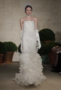 Модні весільні плаття 2011 - 18