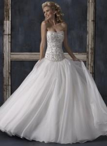 Модні весільні плаття 2011 - 2