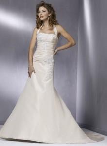 Модні весільні плаття 2011 - 20