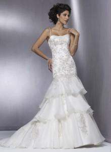 Модні весільні плаття 2011 - 21