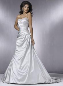 Модні весільні плаття 2011 - 22