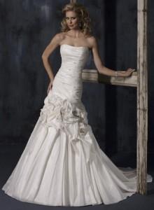 Модні весільні плаття 2011 - 23