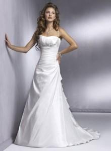 Модні весільні плаття 2011 - 24