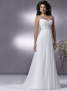 Модні весільні плаття 2011 - 25