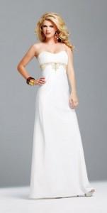 Модні весільні плаття 2011 - 27