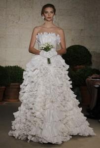 Модні весільні плаття 2011 - 38