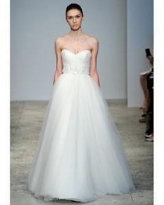 Модні весільні плаття 2011 - 39