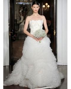 Модні весільні плаття 2011 - 40