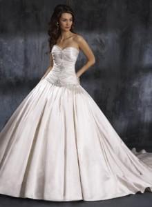 Модні весільні плаття 2011 - 42