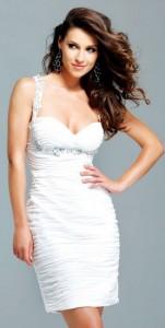 Модні весільні плаття 2011 - 43